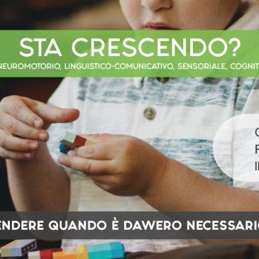 Hai dubbi sullo sviluppo del tuo bambino?