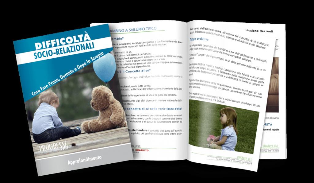 Opuscolo Difficoltà Socio-Relazionali PDF