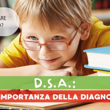 D.S.A.: l'importanza della diagnosi
