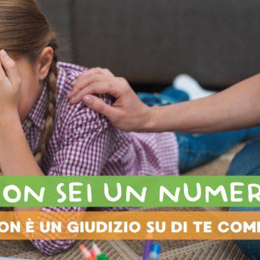 Tu non sei un numero
