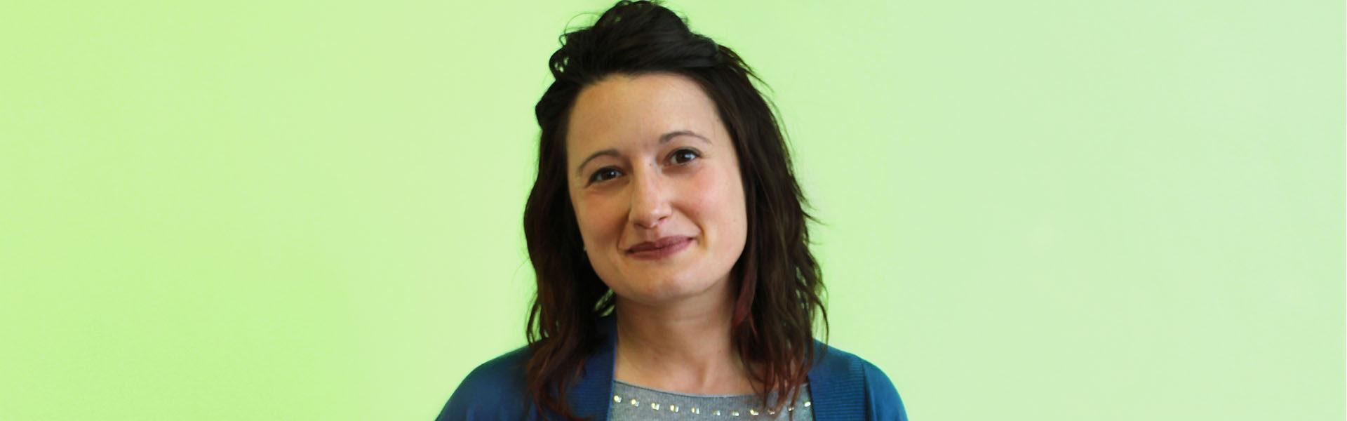 Serena Angelini, Psicologa e Psicoterapeuta