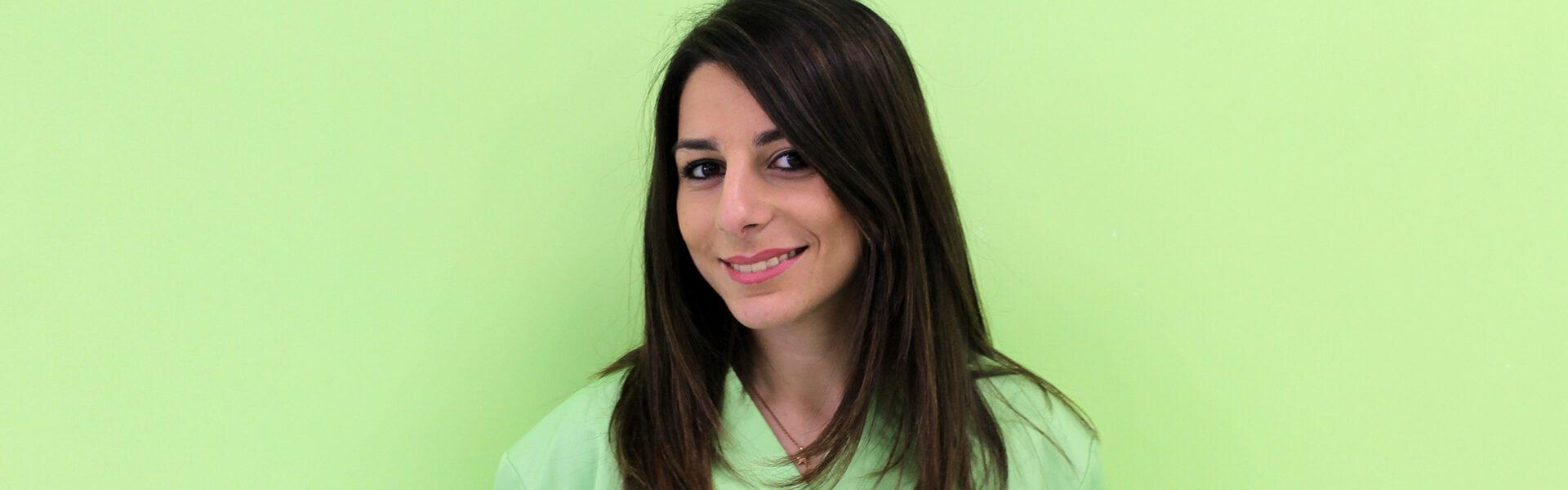 Valentina De Simone, Neuropsicomotricista