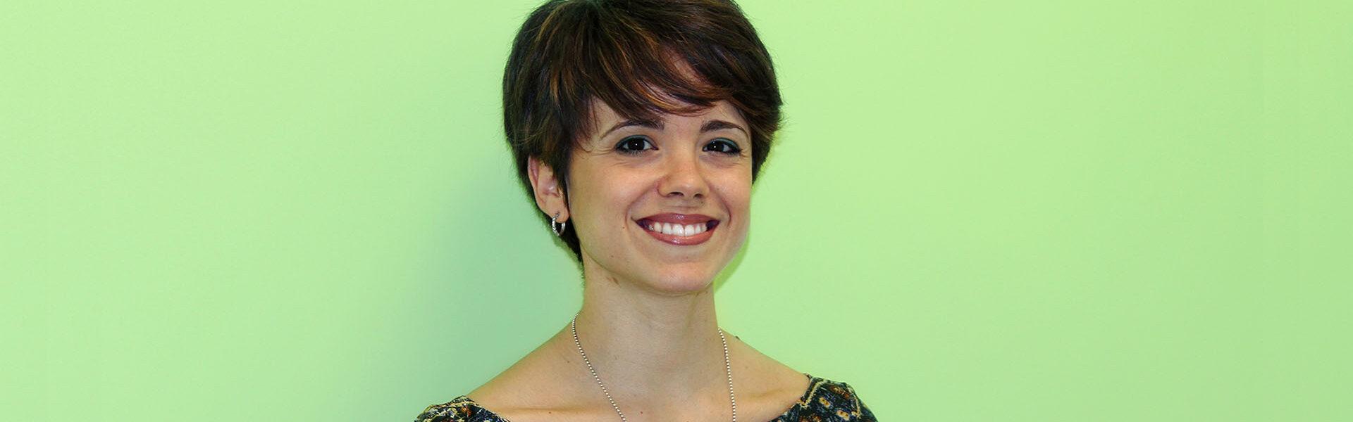 Silvia Giovinazzo, Neuropsichiatra infantile