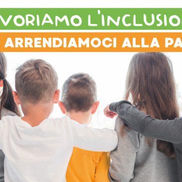 Lavoriamo per favorire l'inclusione