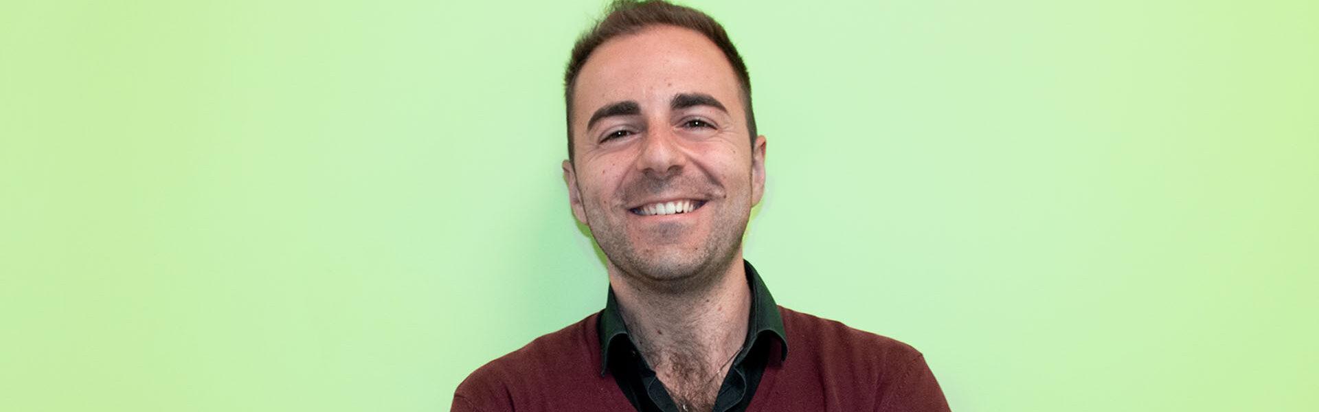 Francesco Damiano Logiudice, Psicologo, specializzando in Psicoterapia