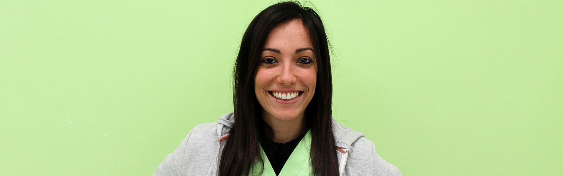 Claudia Palmieri, Logopedista