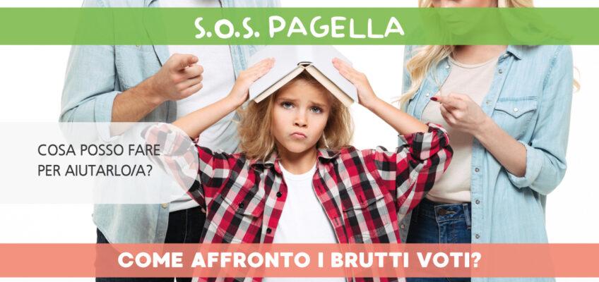 S.O.S. PAGELLA, come affrontare i brutti voti