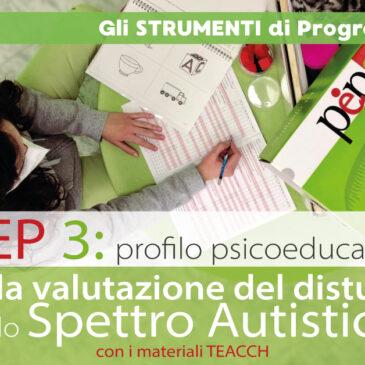 PEP-3: per la valutazione del disturbo dello Spettro Autistico